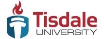 Tisdale University Logo