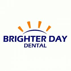 Logo of brighter day dental
